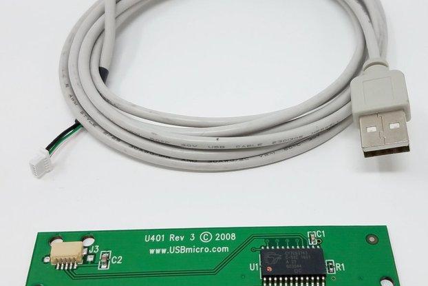 U401 Versatile USB I/O Interface