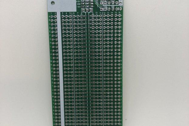 Proto (P-0+o) - Prototyping board