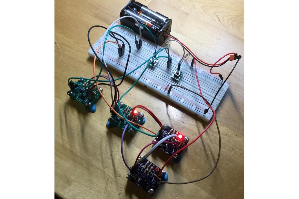 Transistor Based NAND Gate 5