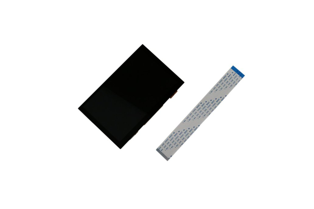 "5"" Touch Screen LCD for Banana Pi / Banana Pro 1"