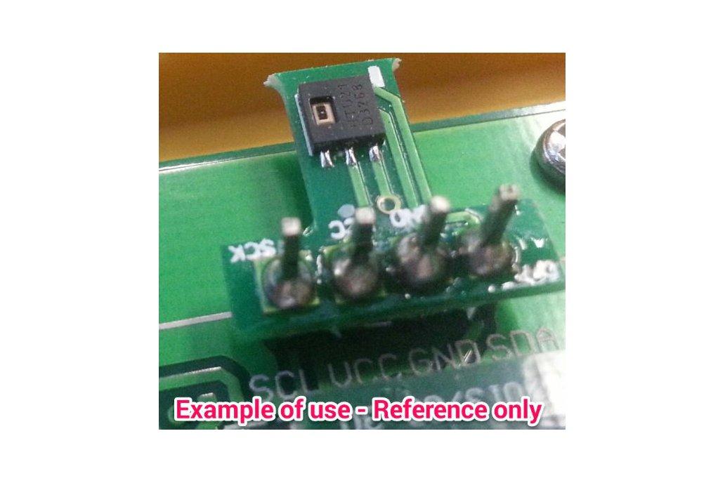 SHT30 Temperature & Humidity Sensor Board 4