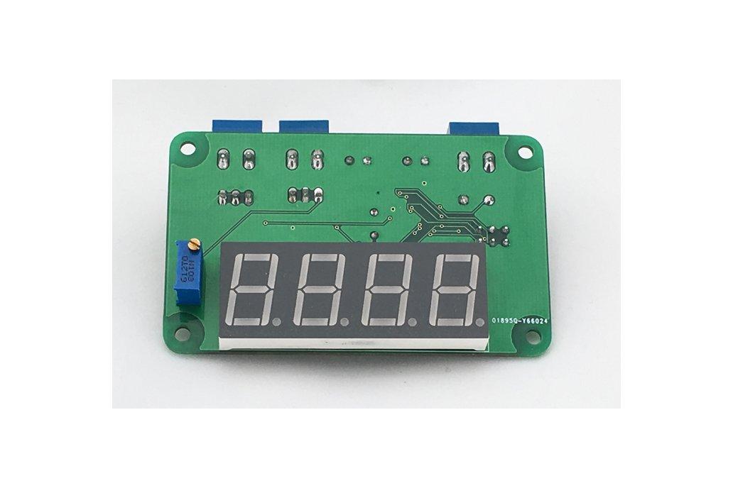 Seven-Segment Thermistor Extruder Controller 3