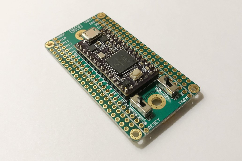 Teensy 3.2 Breakout (Revision D) 1