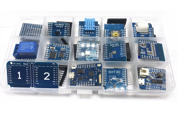 14pcs NodeMcu Lua based on ESP8266 kits