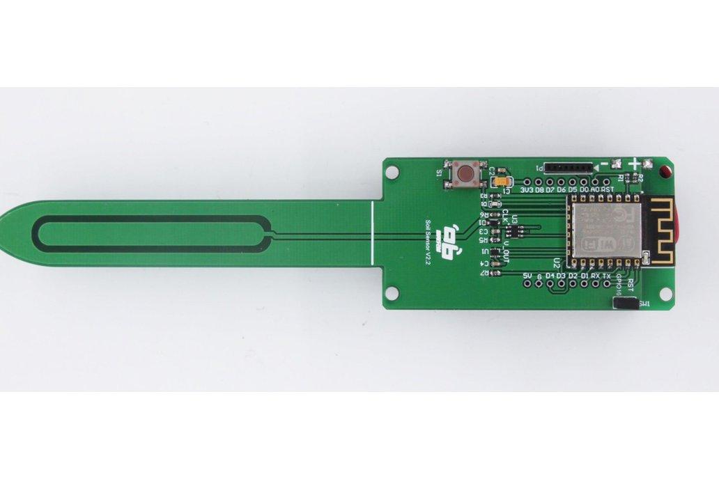ESP Soil Moisture Sensor Rev 2.1 2