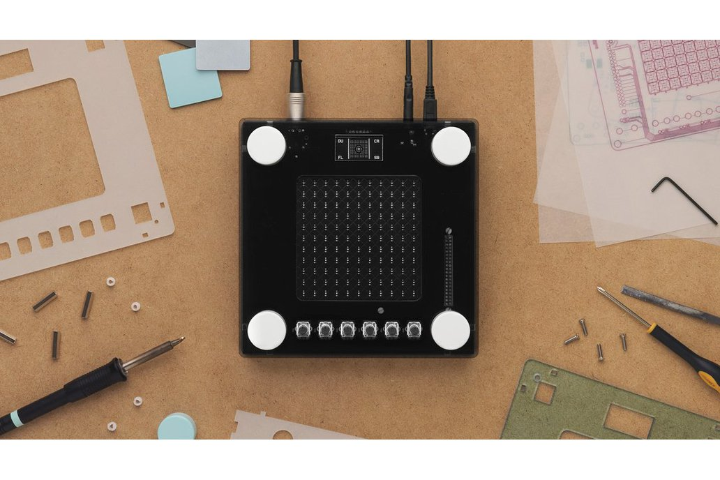 NSynth Super Semi-Assembled - Google's ML Synth 5