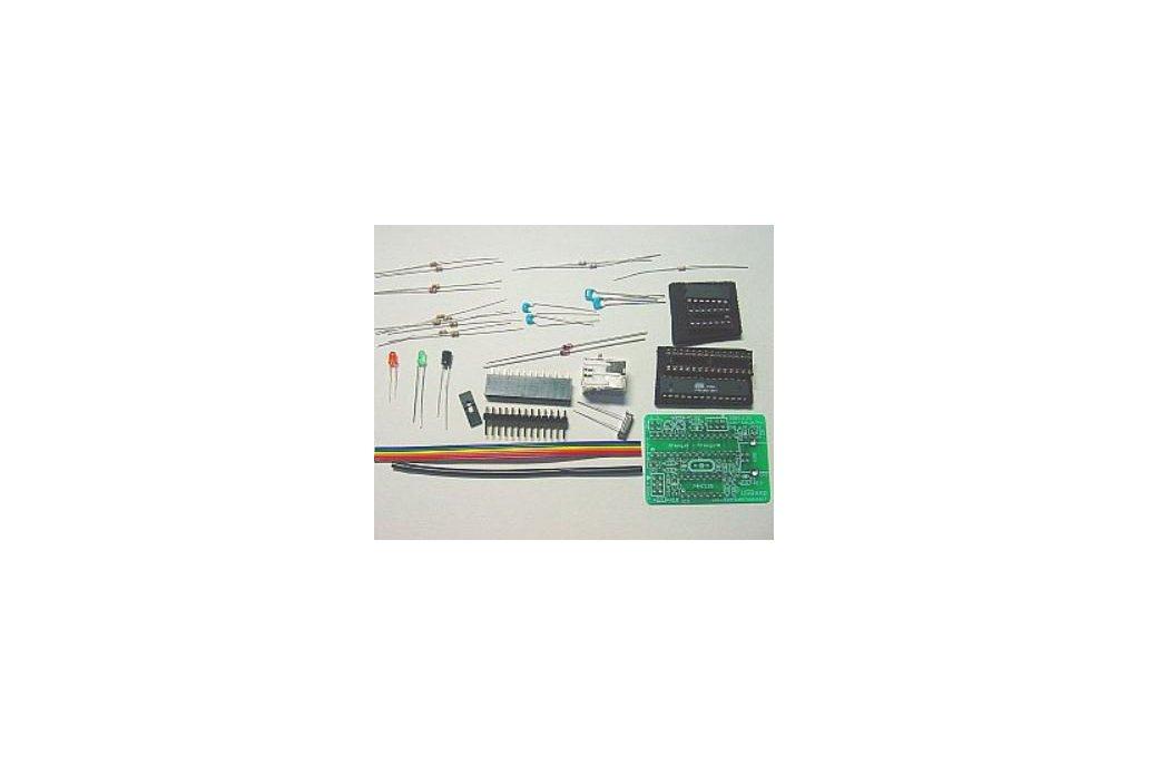 Atmel USBASP In Circuit Serial Programmer Kit 1