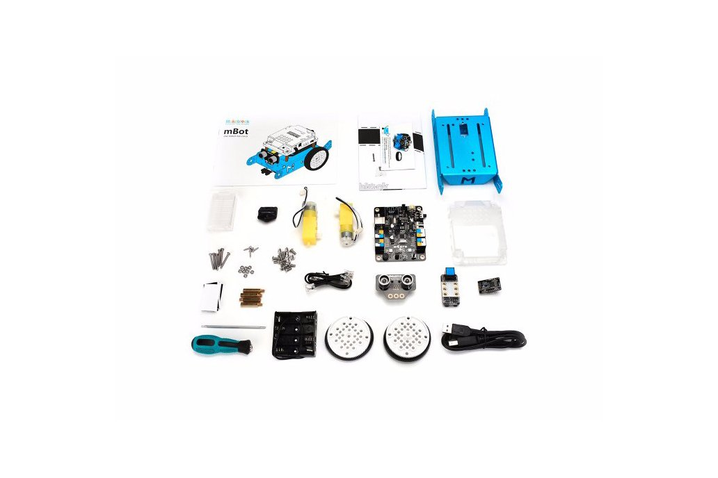 Educational robot mBot v1.1- (Bluetooth Version) 4