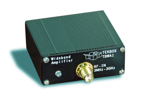 20dB Wideband Amplifier