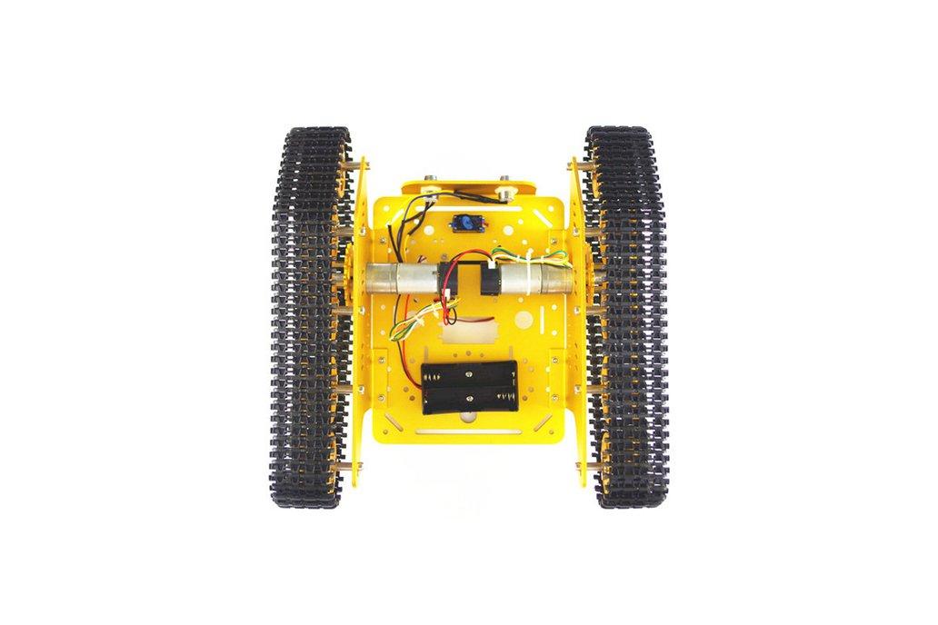 Metal Robot Tank Chassis Track  4