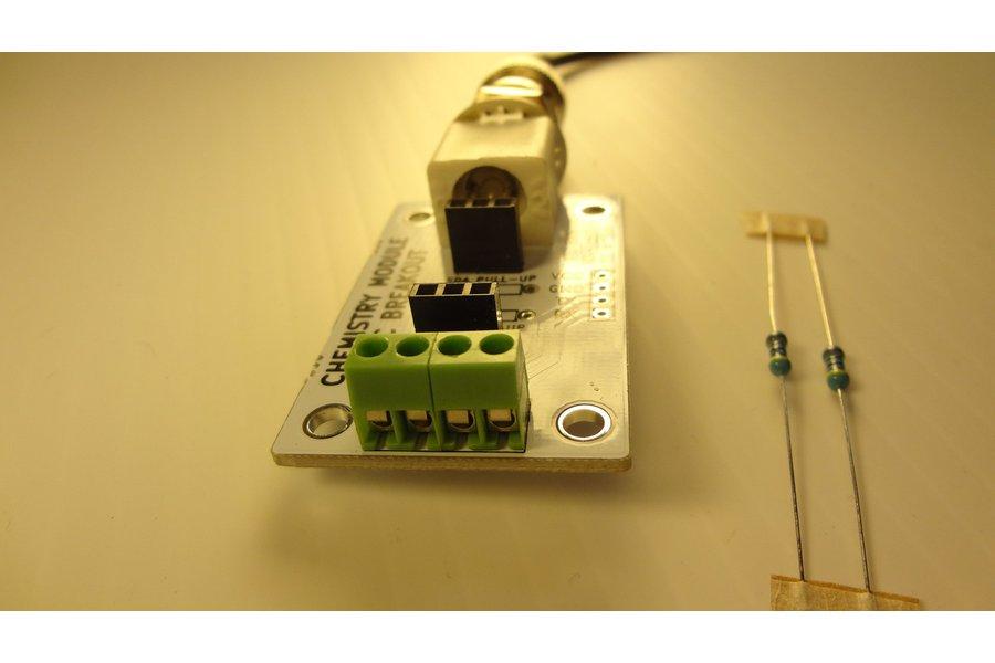 pH DO ORP DO EZO Chemistry Circuit Module Carrier
