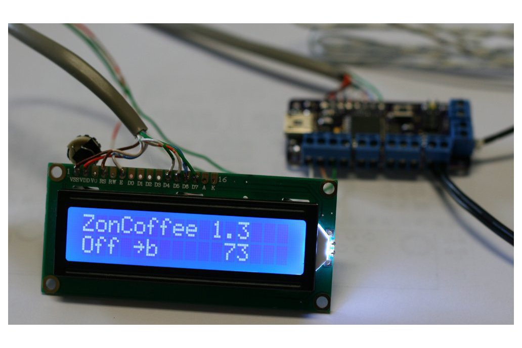 ZonCoffee Open-Source PID Controller 4