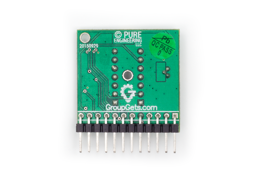 C12880MA MEMS u-Spectrometer and Breakout Board 2