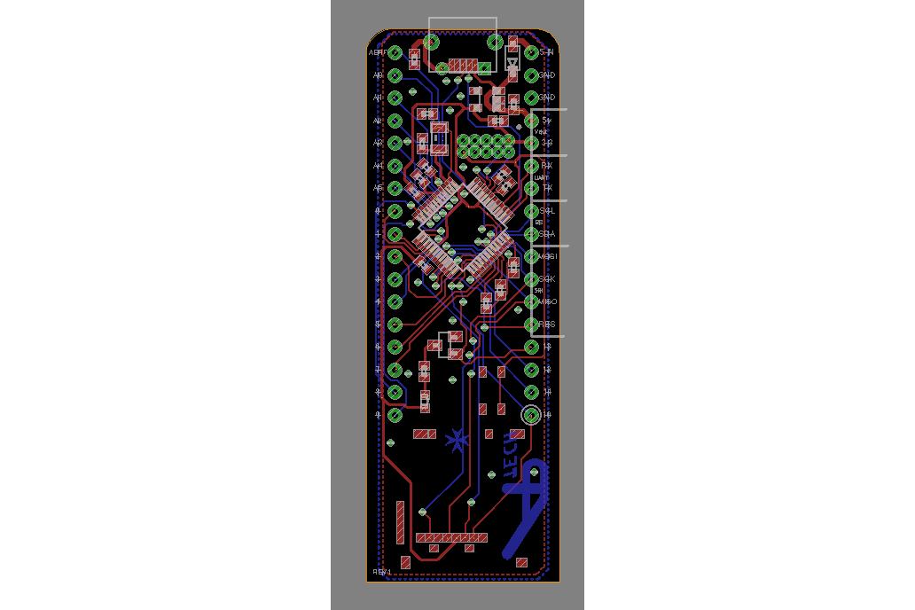 SAMD21 Breakout Board 5
