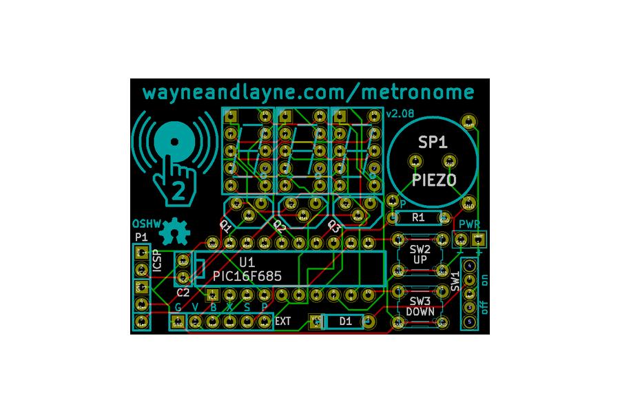 Tap-Tempo Metronome