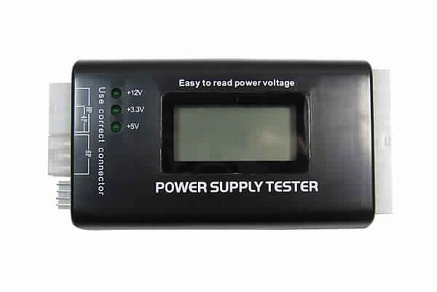 ATX Chassis Power Supply Tester