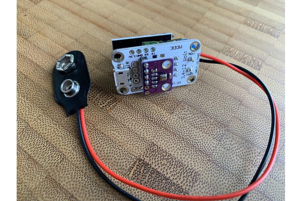 Mini WIFI Temp/Humi and Pressure logger s5 1