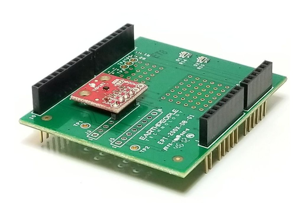 TMP102 Temperature Sensor Docking Board 1