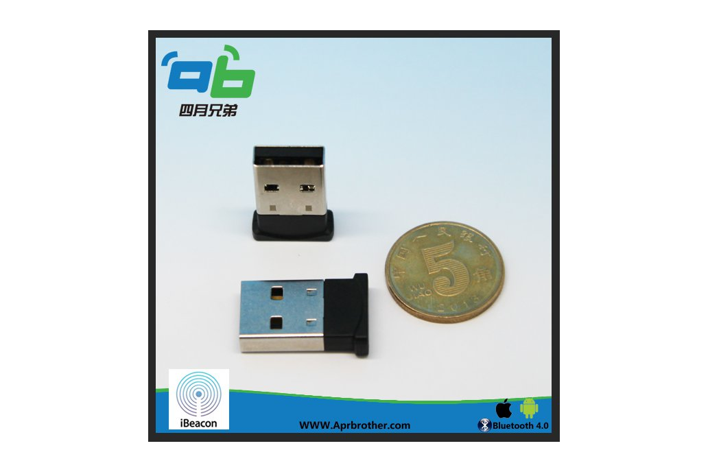 April Beacon 302 USB Dongle with iBeacon tech 3