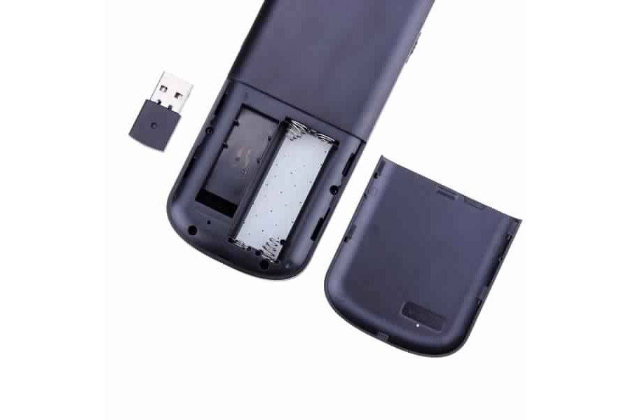 iPazzport 2.4G Mini Wireless 81 Key Keyboard
