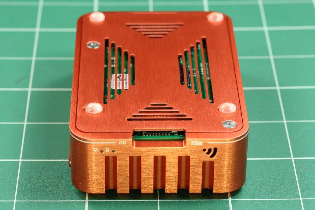 Aluminum Case for Raspberry Pi 3 10
