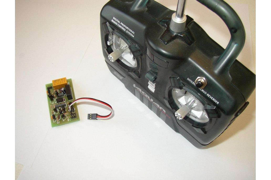 R/C Servo Signal Trigger 1