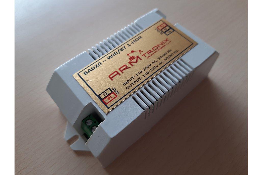 BA020: Wifi BT Heavy Duty Board -Power Monitoring 1