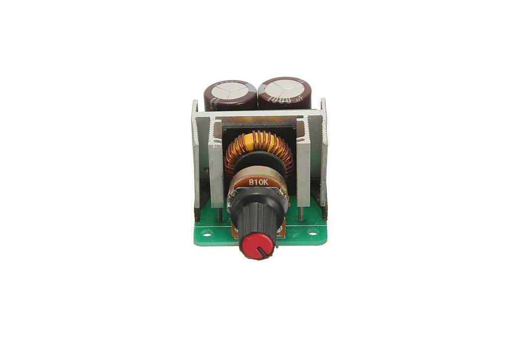 5V-40V PWM DC Motor Speed Controller Variable Regulator Module 4