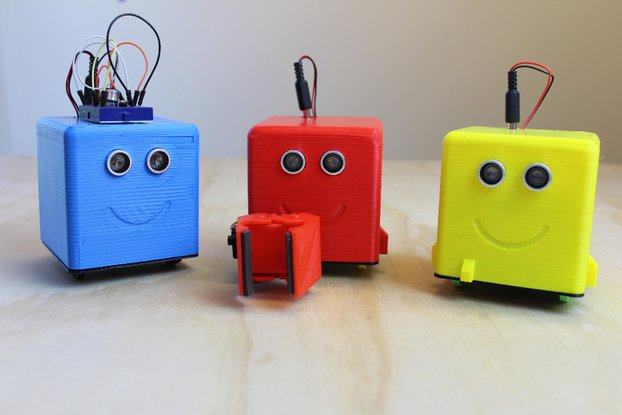 LittleBot: Simple Educational Robotics Kit