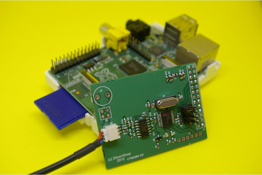 125KHz RFID Reader for Raspberry Pi 2