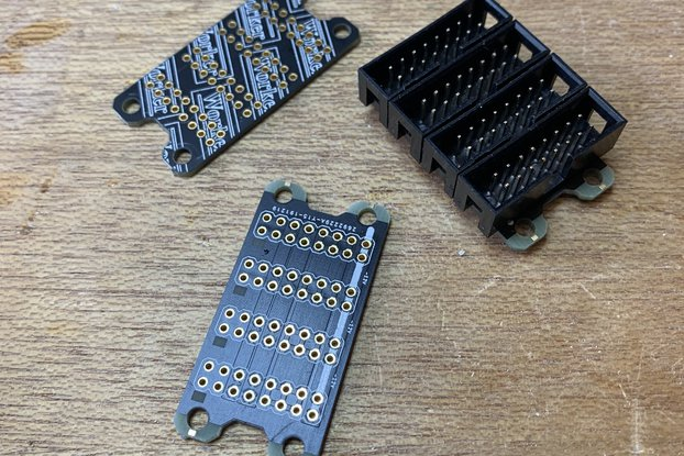 Eurorack Super Mini Busboard (kit)