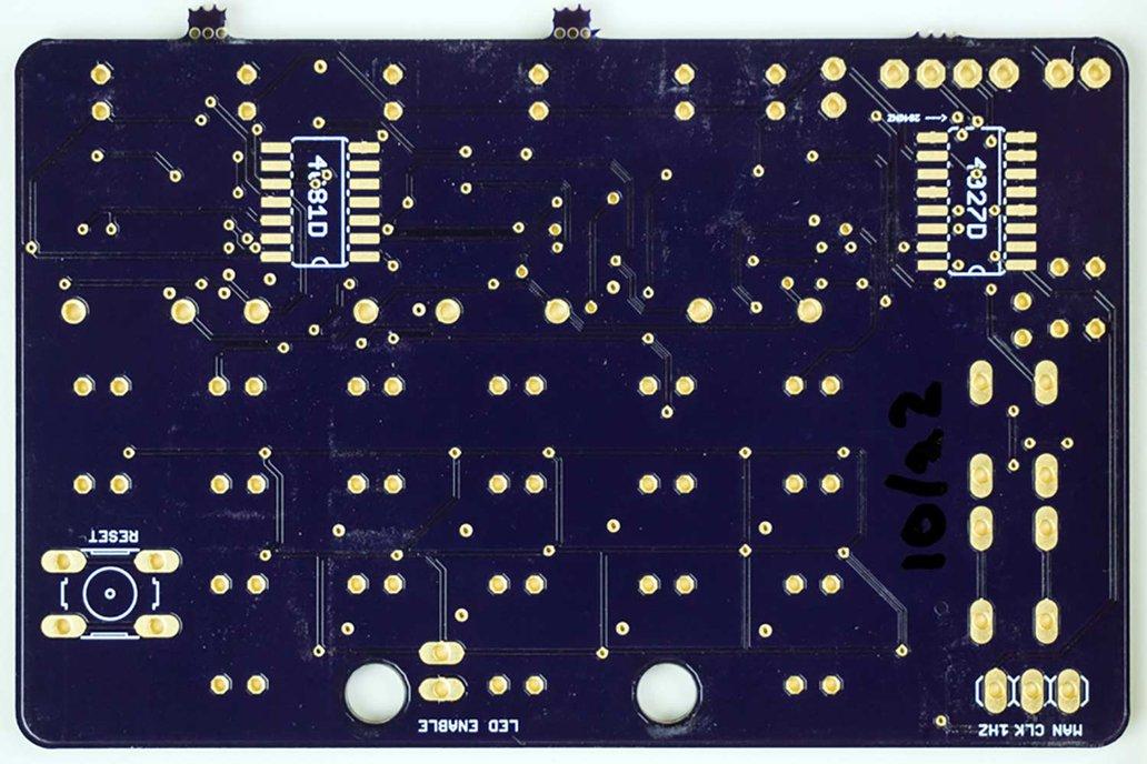 Binary Crap Clock Kit 3