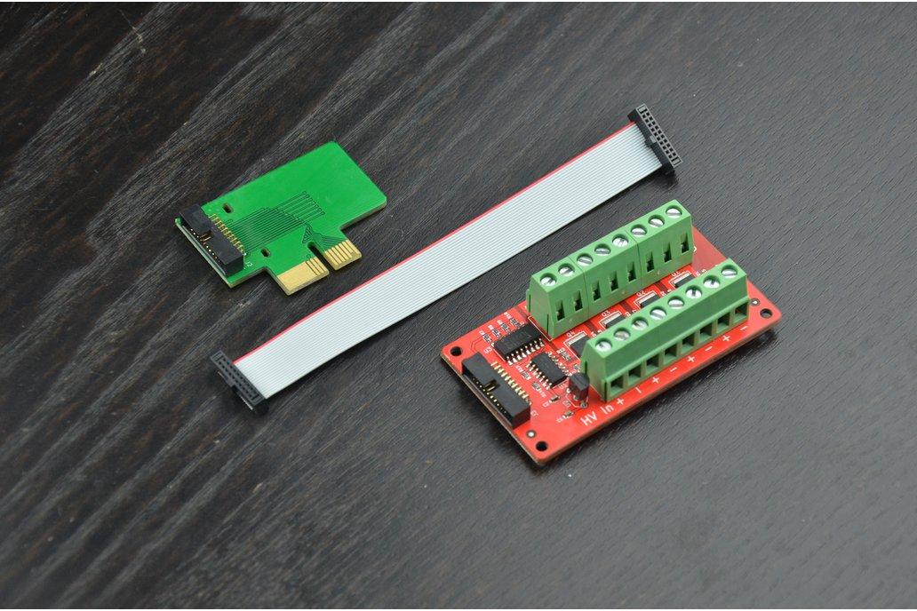 JuicyBoard - Base Platform for Modular Robotics 7