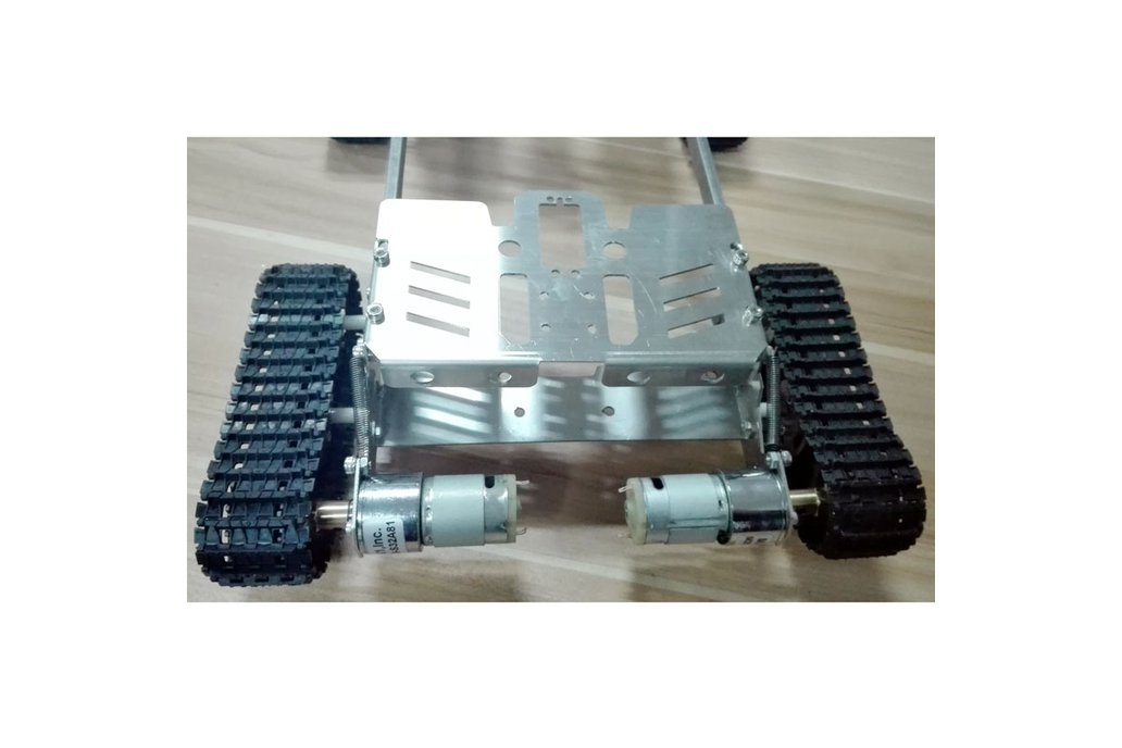 4WD smart tank car T700 3