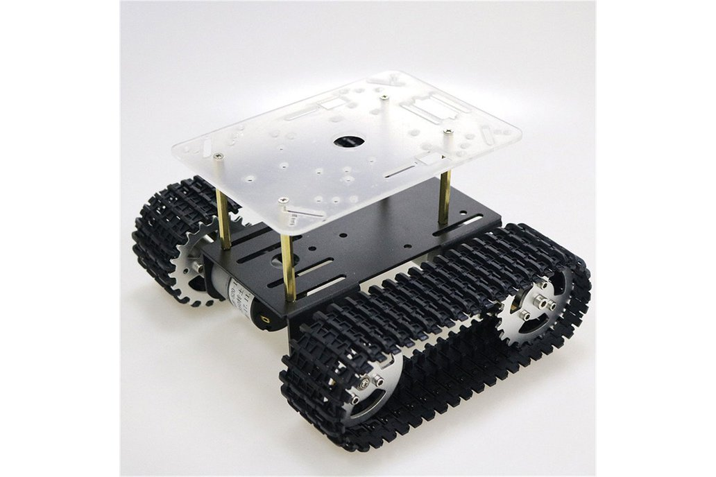 Smart Tank Car Chassis 1