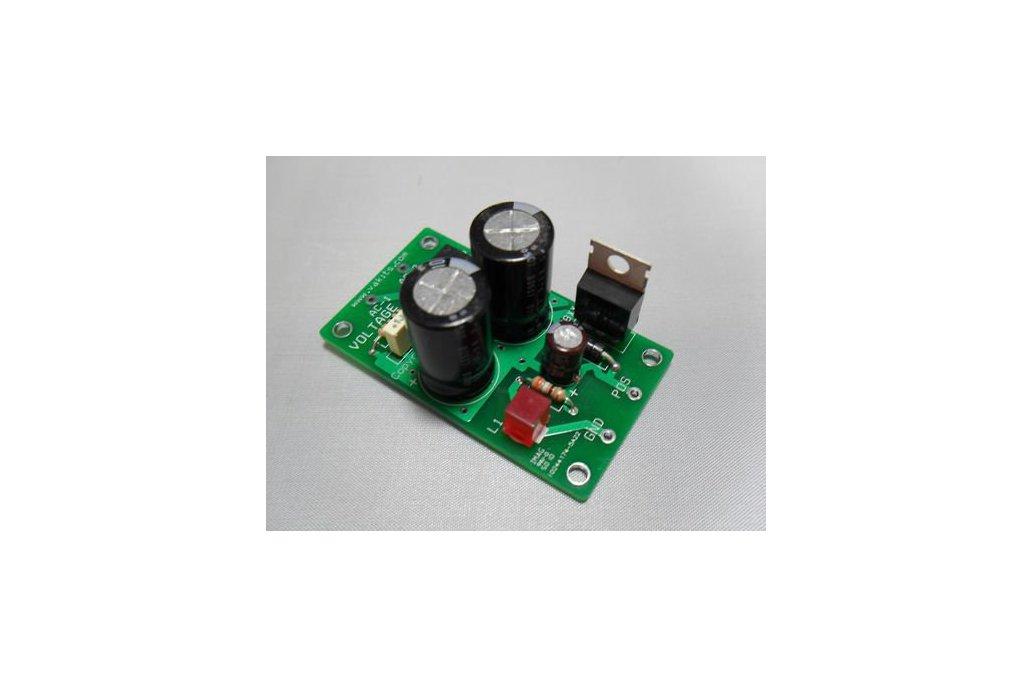 Positive 12v Power Supply Kit (#1737) 1