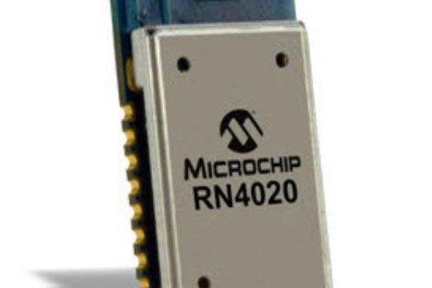 Microchip RN4020-V/RM Bluetooth 4.1 Module