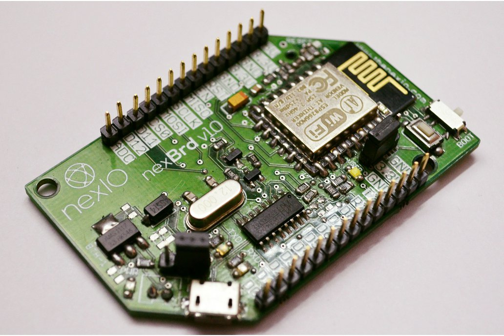 NexBrd ESP12E ESP8266 IOT Development Board 1