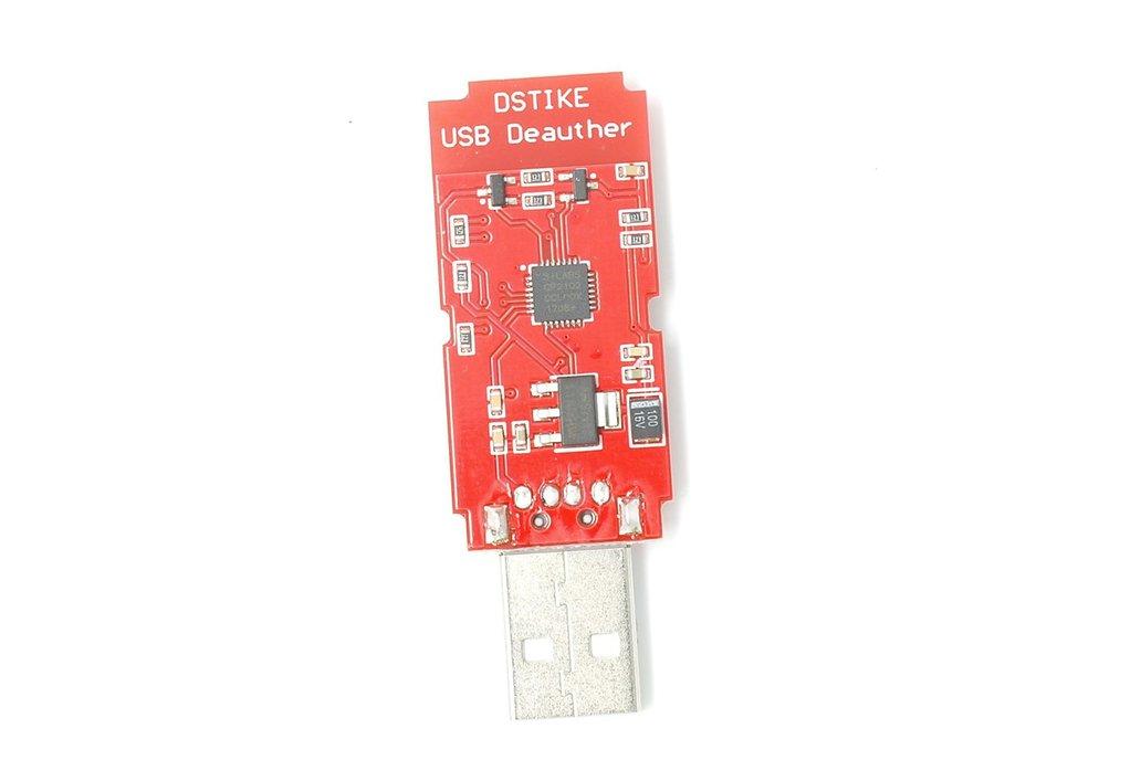 DSTIKE Deauth Detector V2(Pre-flashed) 4