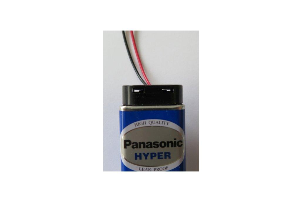 9V Battery Connector 2