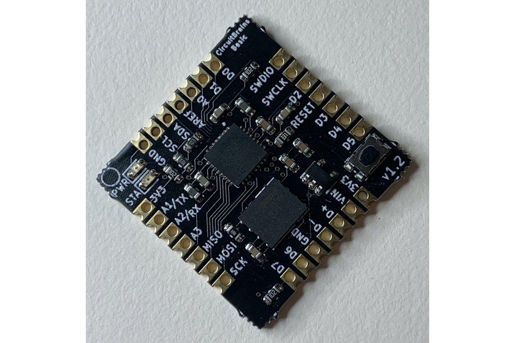 CircuitBrains Basic ARM Cortex M0 Module 1