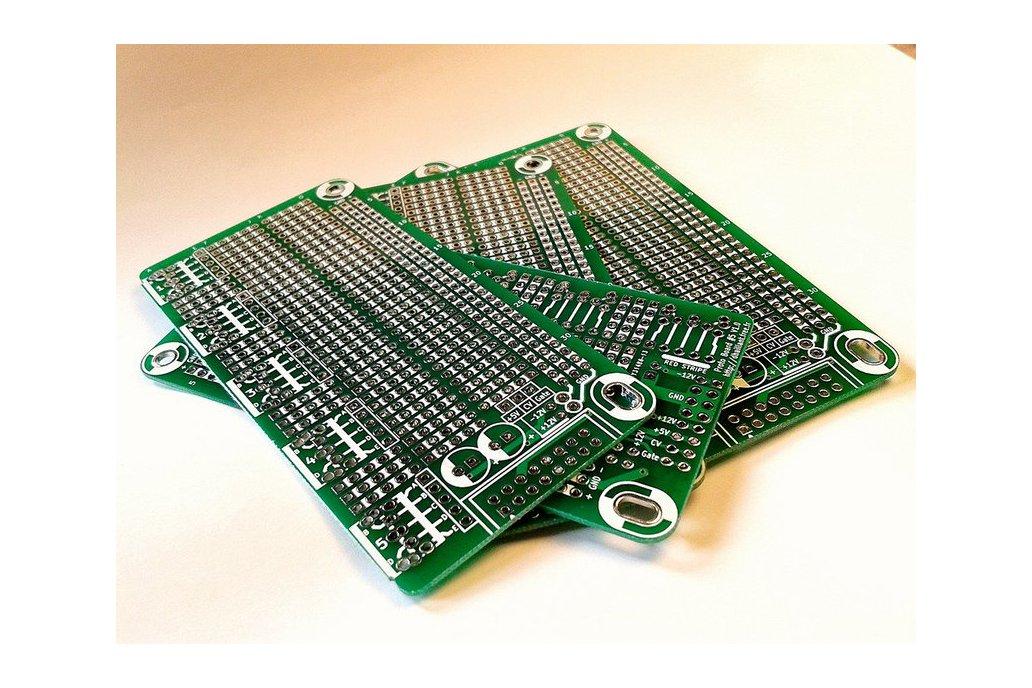 Eurorack Stripboard PCB 3