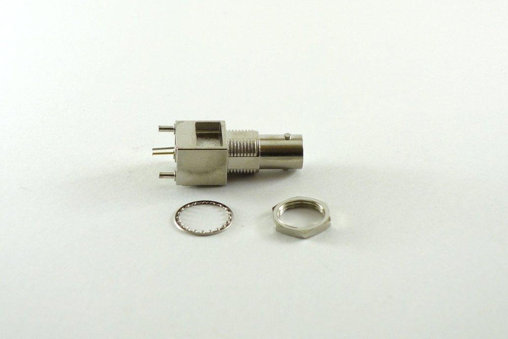 50 Ohm Female BNC Connector 1