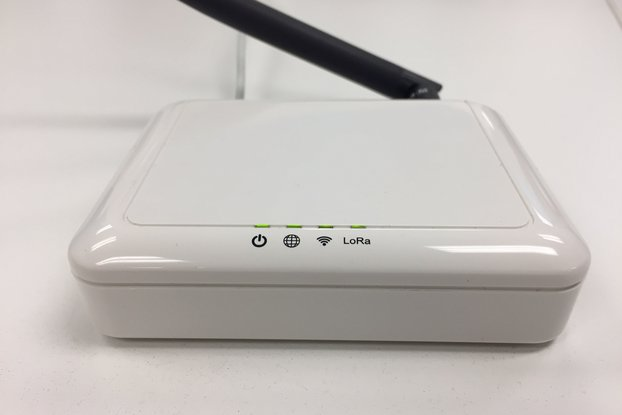 8-channel LoRaWAN gateway for TTN US 915 MHz