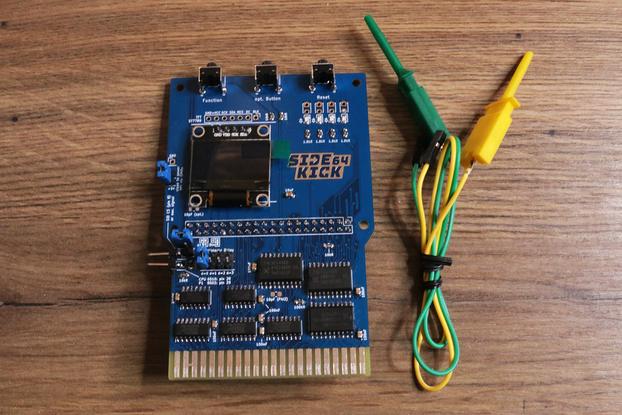 SideKick64 Cartridge for c64 C128 Easyflash georam