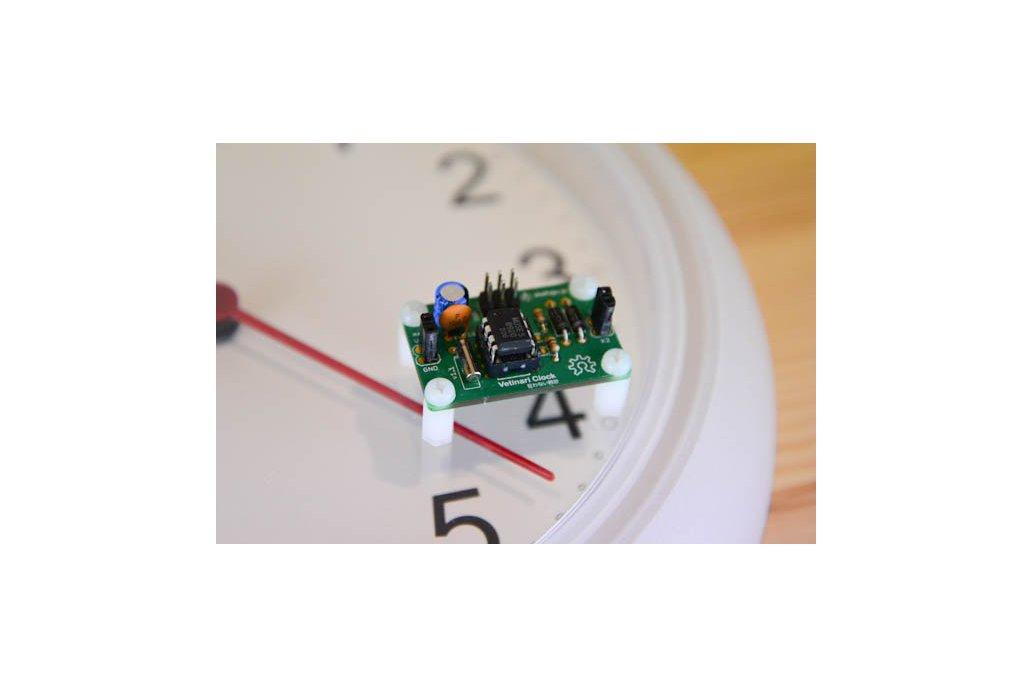 Vetinari Clock 1