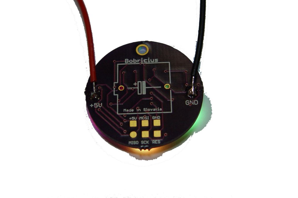 5050 RGB led ring circle decoration module 3