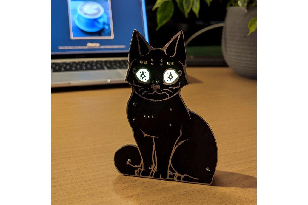 Joule Thief Cat Kit 1