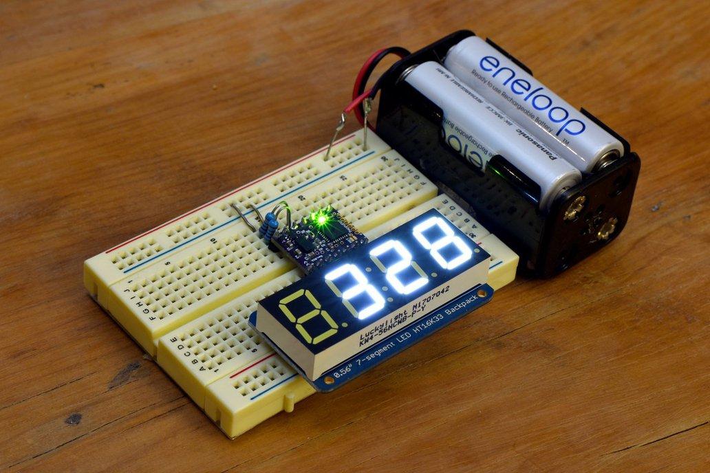 MappyDot: Micro Smart LiDAR Sensor (Vl53L0X) 4