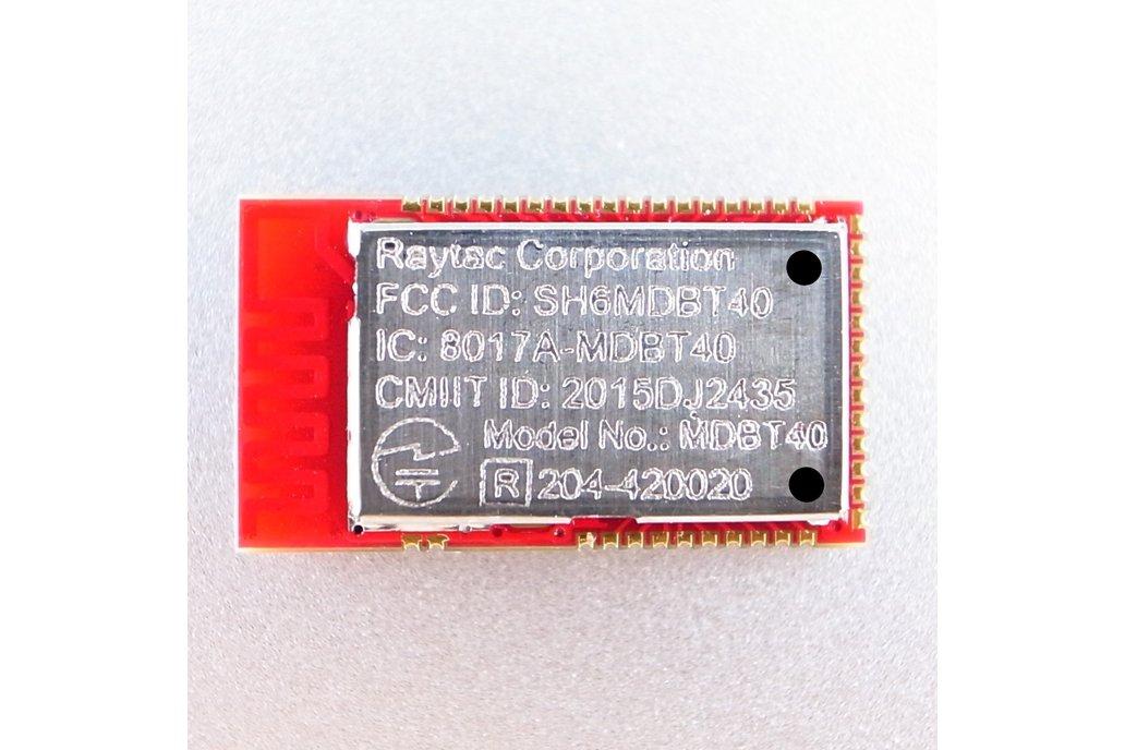 nRF51822 QFAB PCB Antenna Module MDBT40-P128V3